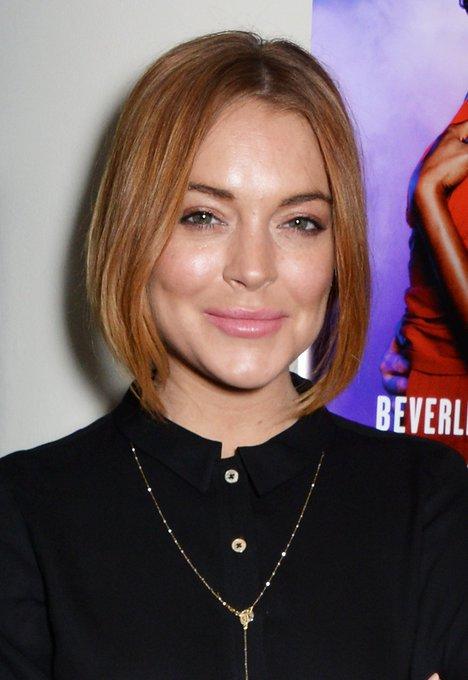 Happy birthday to the gorgeous Lindsay Lohan!