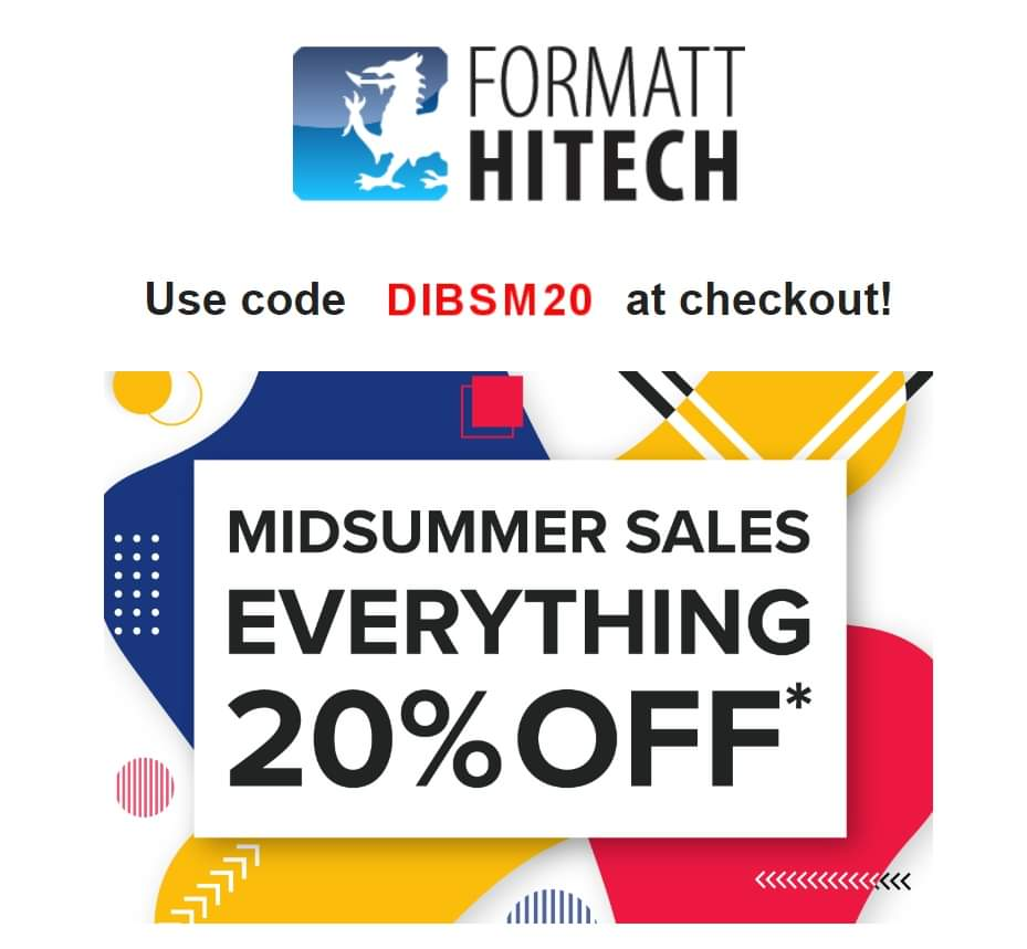 Heya folks, there is a 20% sale on all the gear at @FormattHitech Just pop in the code DIBSM20 at the website checkout to get money off all your new filters or holders. #longexposureshots #longexposure #colours #sale #summersale #discount #SummerSalepic.twitter.com/KazOEVlBIn