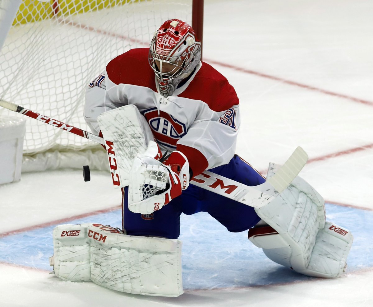 On this day in 2017, the Canadiens signed Carey Price to an 8-year / $84M contract extension