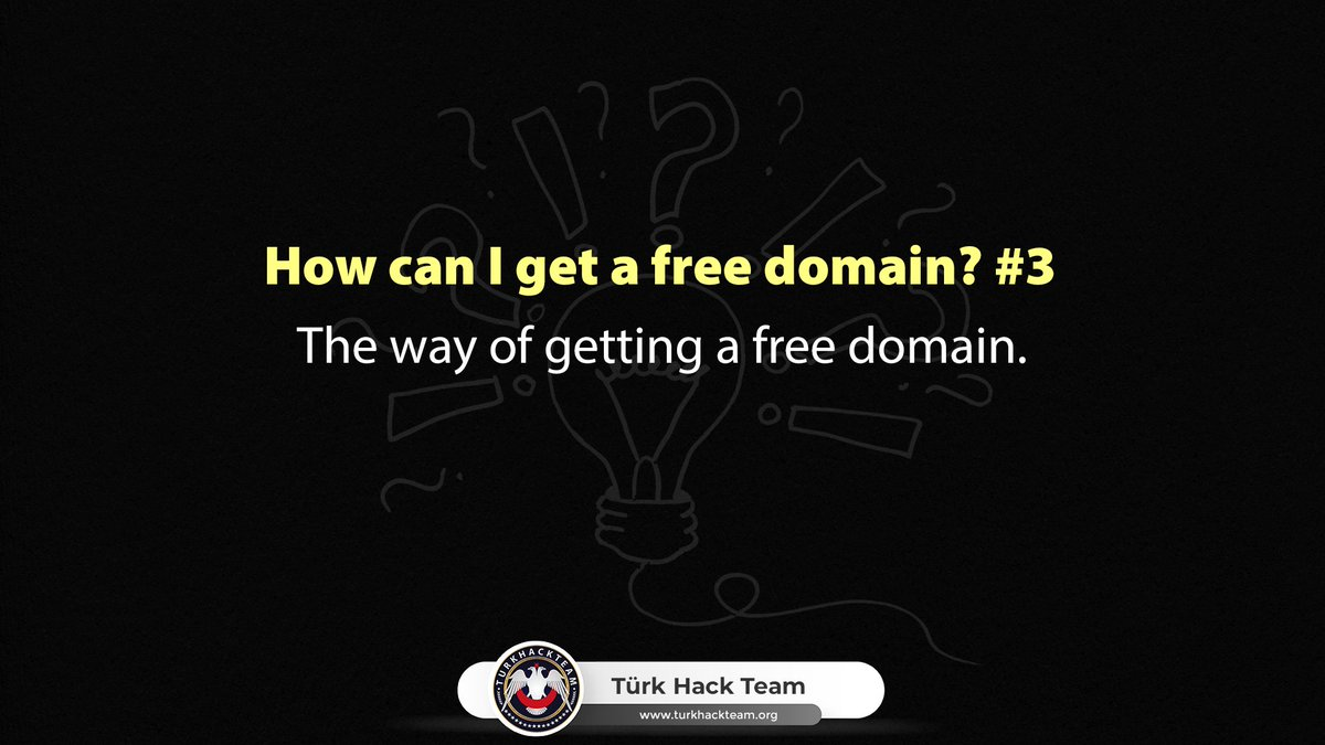 How can I get a free domain? #3    🔗 https://t.co/U7ikdLG7Yd  #hosting #domain #com #web #seo #development #website #coding #webdesign #webhosting #code https://t.co/y7bb86iBRU