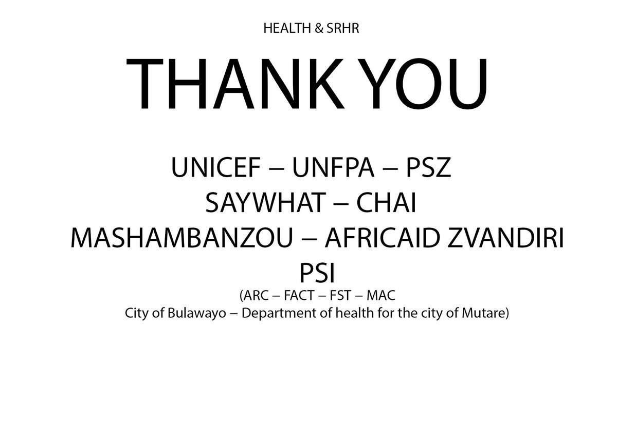 These trying times of #COVID19 has affected us all. On a personal level but also in work situations.  The 🇸🇪 Embassy would like to take a moment to THANK our partners (and their partners) for keeping up the good work and we start with a shout out to our partners in Health & SRHR! https://t.co/mUtsRL872n