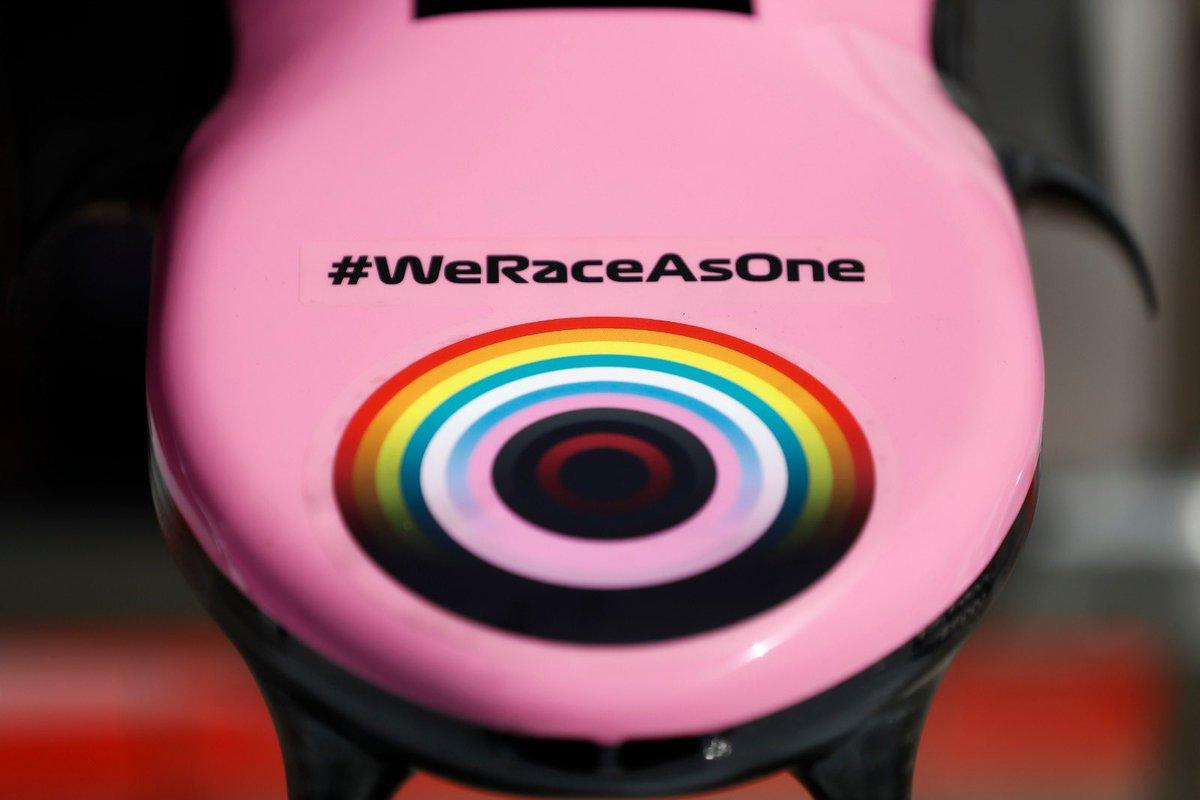 #WeRaceAsOne   #F1 #AustrianGP https://t.co/X8bK2BTShT