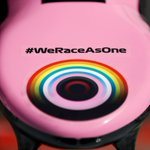 Image for the Tweet beginning: #WeRaceAsOne   #F1 #AustrianGP