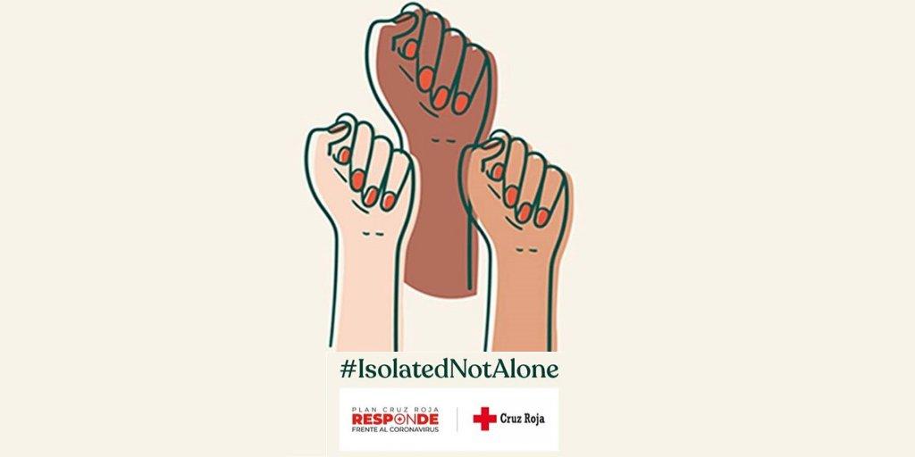 [#CruzRojaREsponde] Celebramos esta nueva alianza con @TheBodyShopSP para erradicar la #ViolenciaDeGénero. Un problema que se agravó durante el #confinamiento y por el que reforzamos nuestra intervención en este sentido. #IsolatedNotAlone #COVID19  https://t.co/oDvz9wVuOC https://t.co/svjneVEqg0