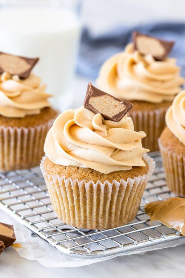 peanut butter cupcakes  #cupcake #cupcakes #cupcakesofinstagram #peanutbutter #bake #baker #baking #bakery #snacks #snack #desserts #dessert #sweet #sweets #yummy #tasty #taste #delicious #hungry #eat #eats #eating #food #foodie #foodies #foodporn #foodphotography