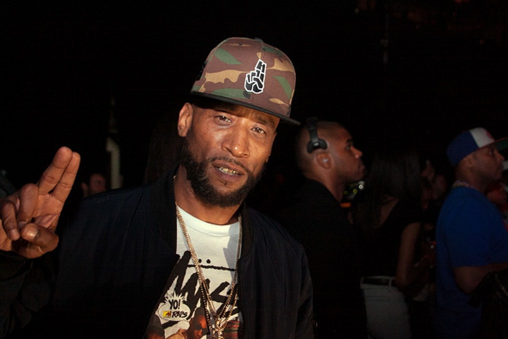 VIRAL VIDEO: Rapper Lord Jamar: Black Lives Matter 'Not Our Movement,' 'Given To Us By George Soros'  http:// dlvr.it/RZpV3Q    <br>http://pic.twitter.com/gSkhq58mM9