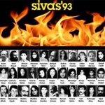 Image for the Tweet beginning: #Sivas'ta Aleviler, Aydınlar, Demokratlar, Ozanlarımız