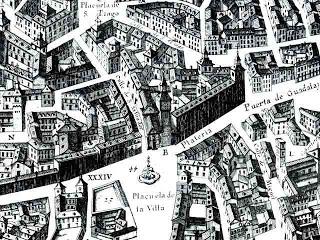 ¿Sabías que el primer reloj que hubo en #madrid estuvo en la desaparecida iglesia de San Salvador? Hay constancia de su existencia en el siglo XV. https://t.co/DJfrqugYNV