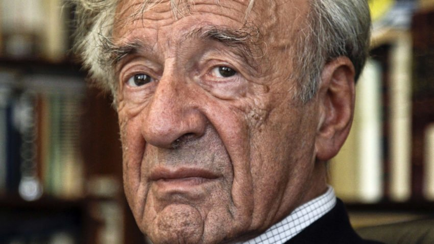"""Indifference is the epitome of evil."" / ""We must take sides. Neutrality helps the oppressor, never the victim. Silence encourages the tormentor, never the tormented""   (Elie Wiesel, Auschwitz survivor, writer, Peace Nobel Prize laureate who passed away #OnThisDay in 2016) <br>http://pic.twitter.com/RKz7V1Styr"