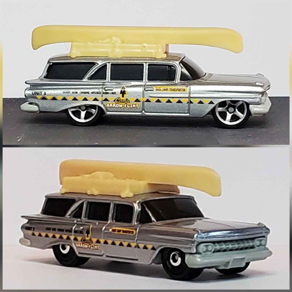 New style five spoke matchbox wheels seem to work pretty well. Off to the stripper jar...pic.twitter.com/JwIwZmO9Qq  by Diecast Garage