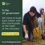 Image for the Tweet beginning: #JoinTheRegeneration Call on your local