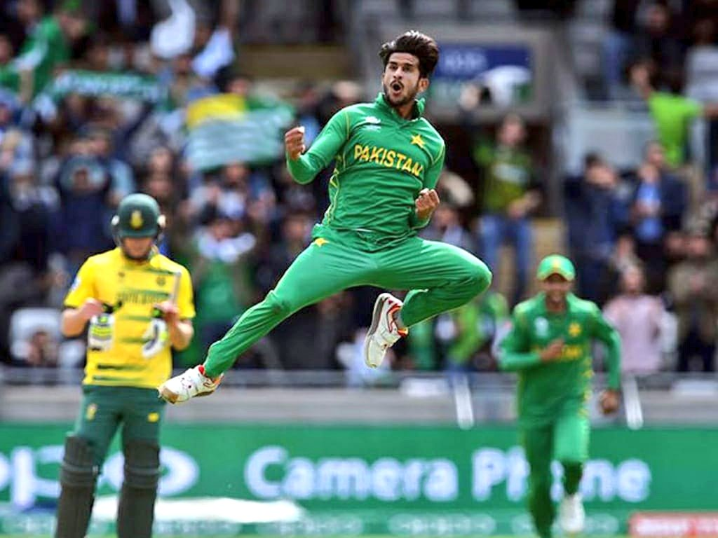 - In a short span of time, you've captured the attention of Cricket fans out there and rightly so.  I wish you the very best in life and hope to see you back in action, better and stronger! Happy Birthday, @RealHa55an! #HappyBirthdayHasanAli