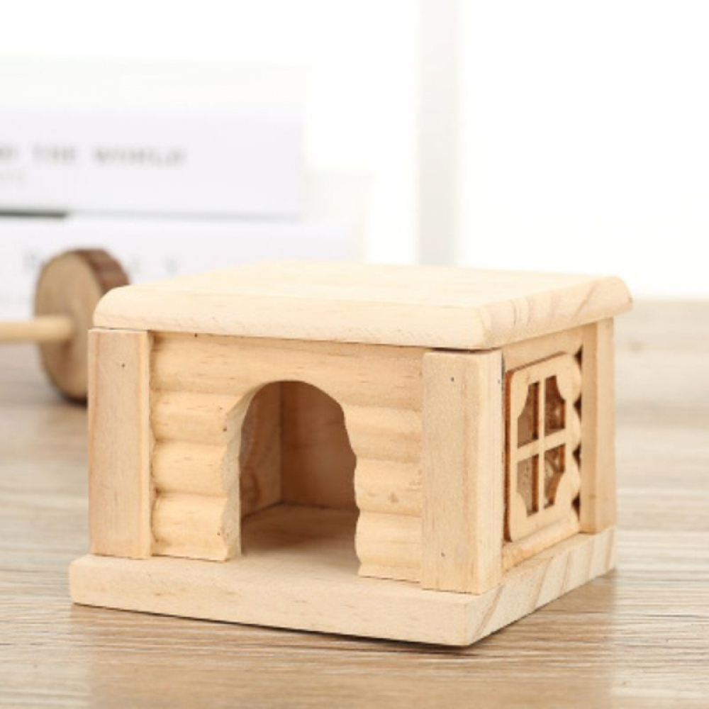 #dog #pets Hamster's Light Wooden House https://t.co/OUMD8reIxC https://t.co/V4MxJLVahN