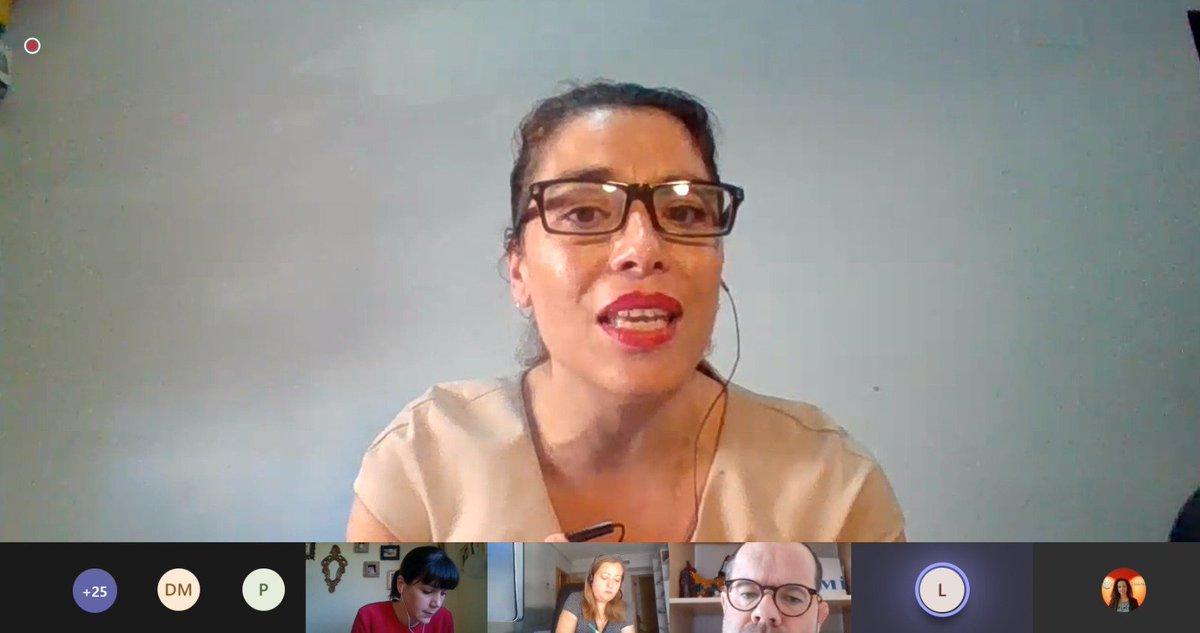 """""""Nos sumamos a lo dicho por la UNESCO: la inclusión educativa es un imperativo moral. Pedimos al Gobierno y a las CCAA que tomen medidas urgentes contra la segregación escolar, un problema que perpetúa las desigualdades en España"""", explica Mª Teresa Suárez de @gitanos_org https://t.co/PnzTU9ZyGH"""