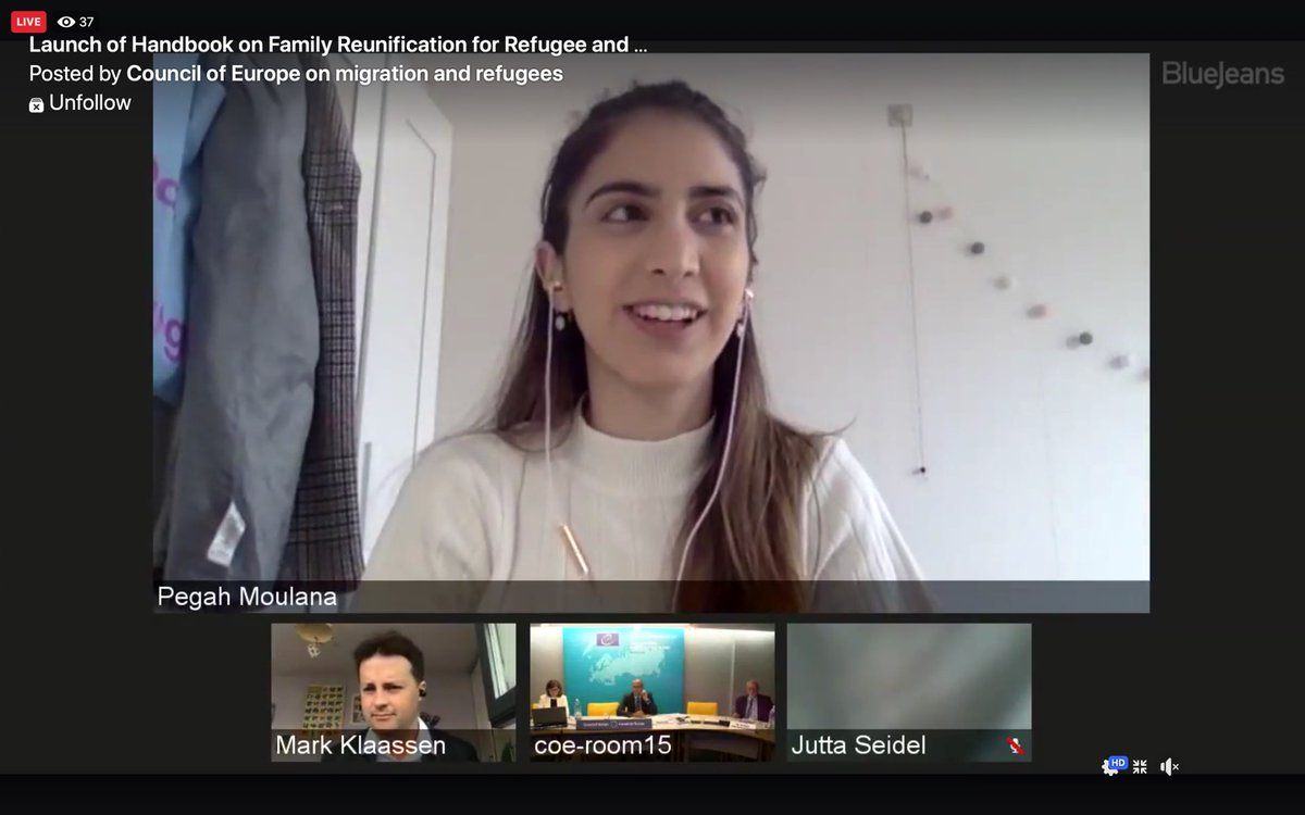 @MissMoulana from @ACoY_CoE sharing her own experience in going through family reunion https://t.co/sC7lLAWGEc https://t.co/k5uduW6SXS