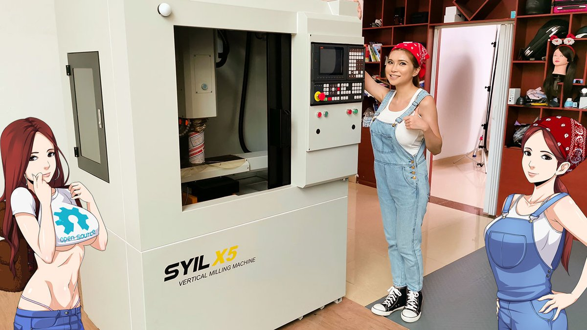 Now live for sponsors! Giant CNC Delivery! The 900kg Syil X5 Milling Machine!  If you can afford to sponsor me: ►SubscribeStar:   ►Ko-Fi:  ►YouTube:   Follow @cnsyil for more info on this awesome machine!