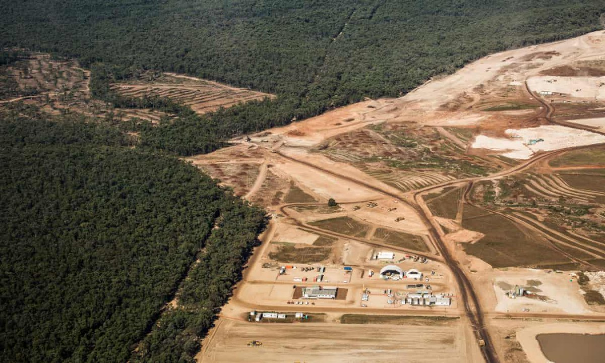 Australia: NSW mine could face multi-million dollar fine for allegedly breaching water law https://t.co/uY1Cyybb7K The NSW independent water regulator has charged @WhitehavenCoal  over alleged breaches of the Water Management Act at its Maules Creek coalmine https://t.co/BSFyMx16fB