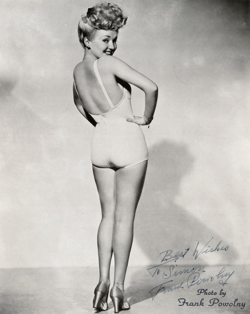 #AdventuresInHistory! #OTD #OnThisDay #ThisDayInHistory July 2, 1973 #BettyGrable dies. #Actresses #PinUpGirls #Dancers #Models #Singers #SexSymbols #PopIcons #Movies #Hollywood #PinUpArt #HotMamas #WWII #WW2 #WorldWarTwo #WorldWar2 #SecondWorldWar  https://t.co/sP1f9DIEXq https://t.co/mbh6x1ETPu