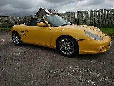 For Sale: 2004 Porsche Boxster 2.7 Tiptronic http://rover.ebay.com/rover/1/710-53481-19255-0/1?ff3=2&toolid=10039&campid=5338526955&customid=Porsches-UK&item=402313806501&vectorid=229508&lgeo=1&utm_source=dlvr.it&utm_medium=twitter… <--More--pic.twitter.com/9pgg5MXgzc