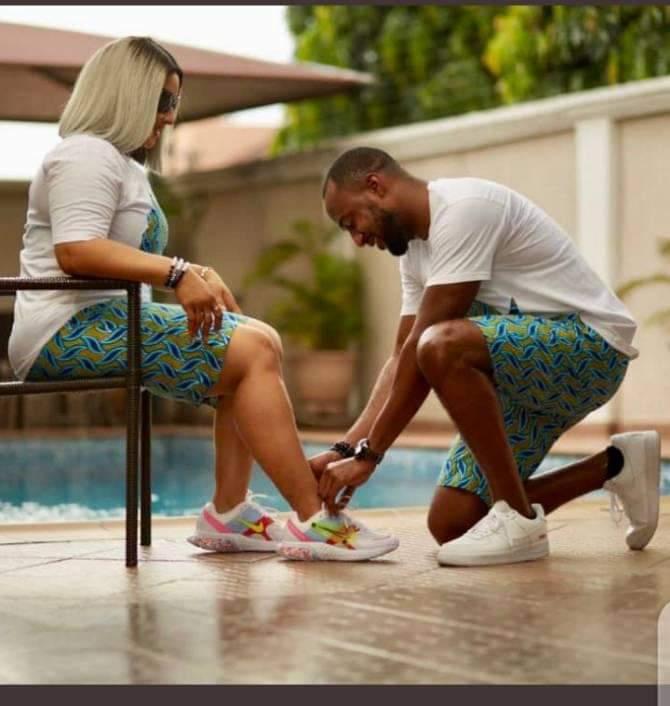 The Ucheagwus  #RoksieThePoweCouple #UltimateLoveNG <br>http://pic.twitter.com/Sp3V68wxmd
