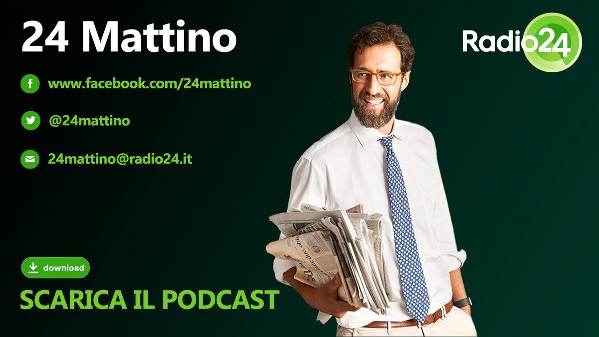 [📲PODCAST delle 6:30]  L'attualità in mezz'ora di oggi #2luglio in compagnia di @roberto_arditti, direttore di @formichenews e @LJucca, editorialista @Reuters    RIASCOLTA QUI▶️https://t.co/CX24ZpNSjf https://t.co/q5LP1JPE6E