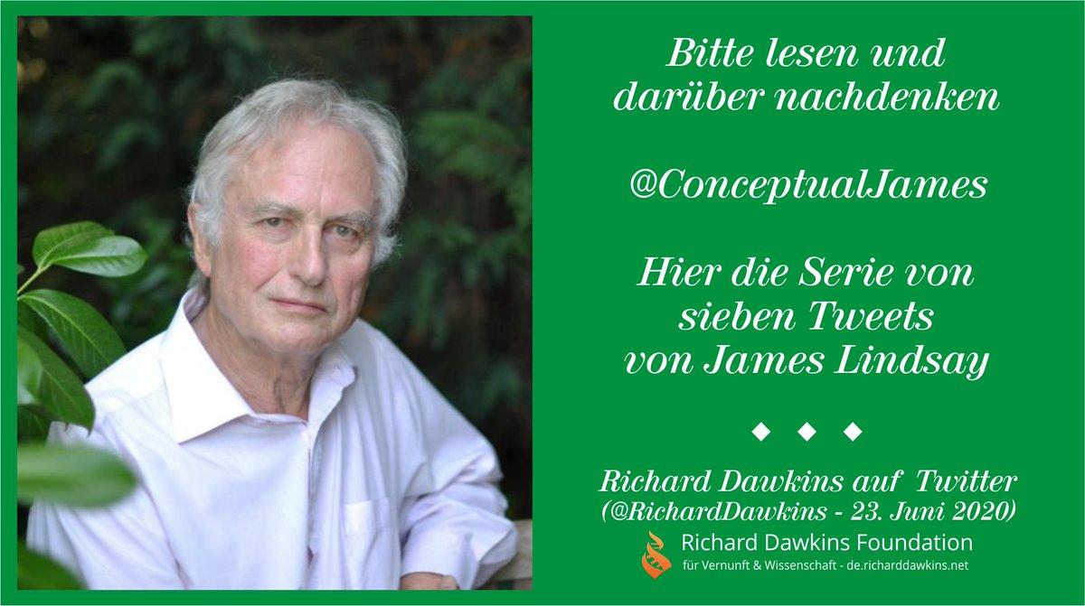 Richards Twitter Ecke (91) - Eine Woke Horrorgeschichte von @ConceptualJames - https://de.richarddawkins.net/articles/richards-twitter-ecke-91…pic.twitter.com/SZvxd5pvtH  by RDF