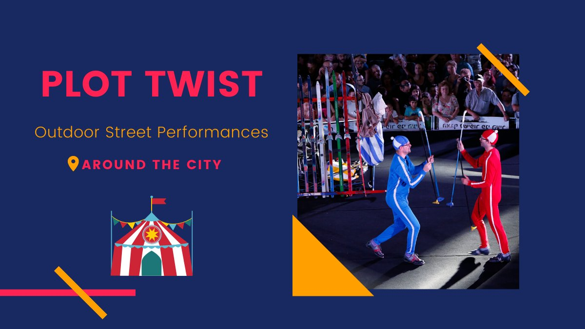 The #circus is coming to town! Come and show support for 600+ local street performers and artists, who will perform throughout #TelAviv🤹🏻‍ More info here- https://t.co/2ypI1DlcZL  *Please make sure to wear a #mask and follow the Israeli Ministry of Health guidelines. https://t.co/EYHzSwdMb8
