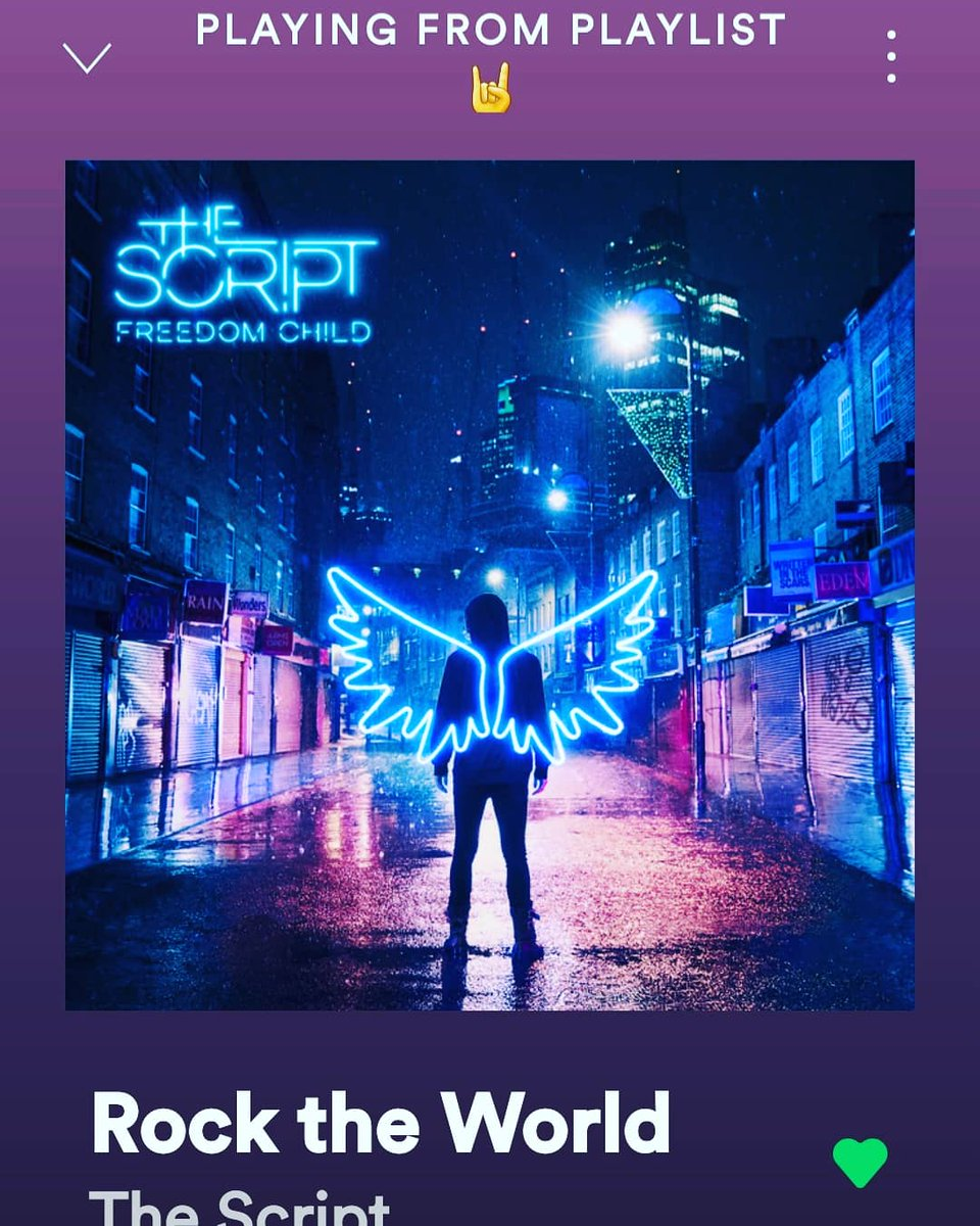 How many times you gonna go fix my mood 🤷♀️👏 world = off music = on @thescript 👌 Missing the tour #thescript #TheScriptFamily #dannyodonoghue #marksheehan #glenpower #hailrainorsunshine #superheroes #halloffame https://t.co/qWxrKrSz04