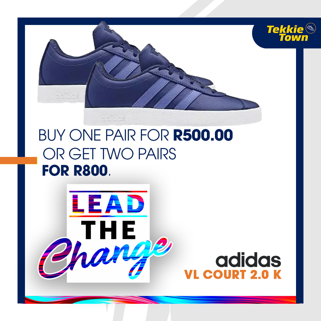 Hurry to a Tekkie Town near you and get