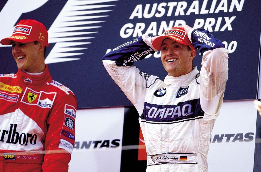 Habe mit Ralf #Schumacher gesprochen. Über #Vettel, die neue #F1-Saison und die Frage, ob in Deutschland zu früh zu viel auf Neffe Mick und Sohn David Schumacher abgeladen wird: focus.de/sport/formel1/… @focussport