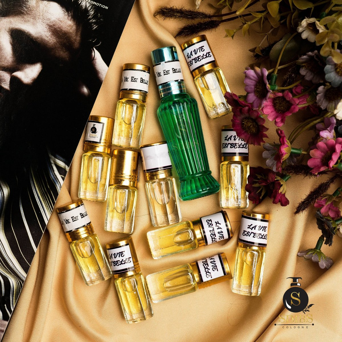 La Vie Est Belle by Lancôme...This is the French word for Life Is Beautiful. It is made with natural precious ingredients, impressive and different. The longevity is excellent .This is the perfect for the woman who wants to smell classy and elegant  5ml for 1000 20ml for 5000 https://t.co/j3XEqSZP9f