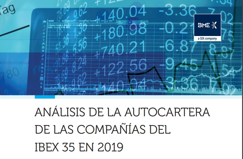 #IBEX35 companies reduce their treasury stock as they increase 45% the amortisation of own shares. Learn more at https://t.co/nG2c8vO5Ab https://t.co/A9M50sNBkp