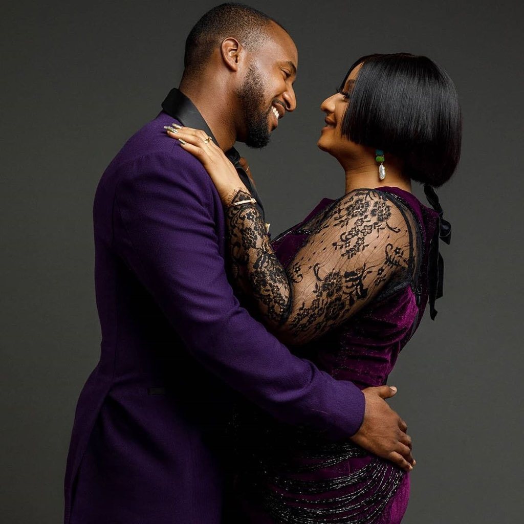 Roksie is the only POWER couple that came out of the LP. Argue in your deprivation. See how lovely and happy they look.    #RoksieThePowerCouple  #UltimateLoveNG <br>http://pic.twitter.com/KYIy0vjT4D