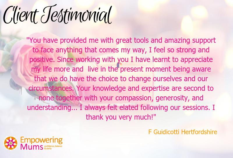 It feels so good being able to help #mums and #mumspreneur like me. And I hope to reach out to more people, guide them to become the best version of themselves. Here's another client #testimonial that I am so happy to share.<br>http://pic.twitter.com/mymn4ThWaO