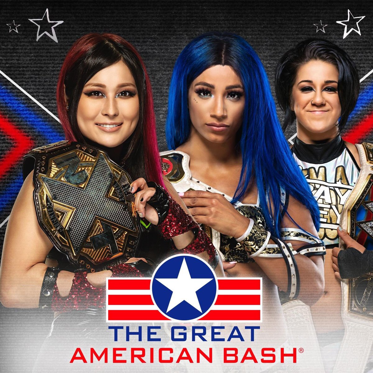 #NowWatching - NXT The Great American Bash (Night 1) #NXT #TheGreatAmericanBash #WWE #WWENXT #WWENetwork pic.twitter.com/GerSzLGiGL  by wrestling-infos.de