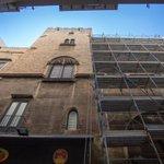 Image for the Tweet beginning: Messa in sicurezza e #restauro