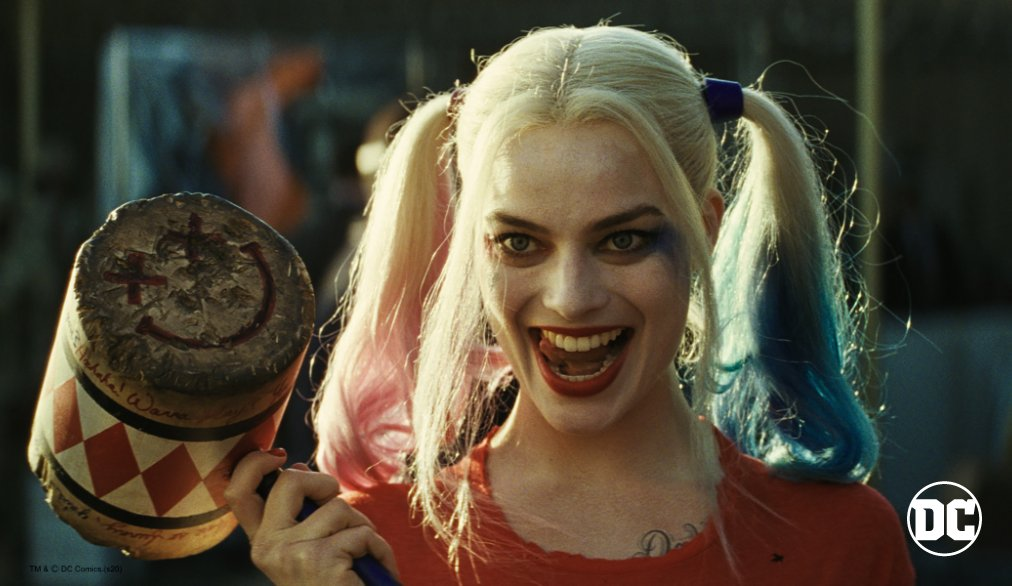 Wishing Margot Robbie – aka our very own Harley Quinn – a fantabulous birthday! 🥳 https://t.co/A3zMnVy9d1