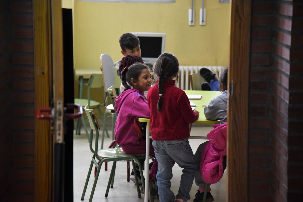 Nace la Alianza contra la segregación escolar https://t.co/2XMhNHU9fx https://t.co/2dk7FSQFHY