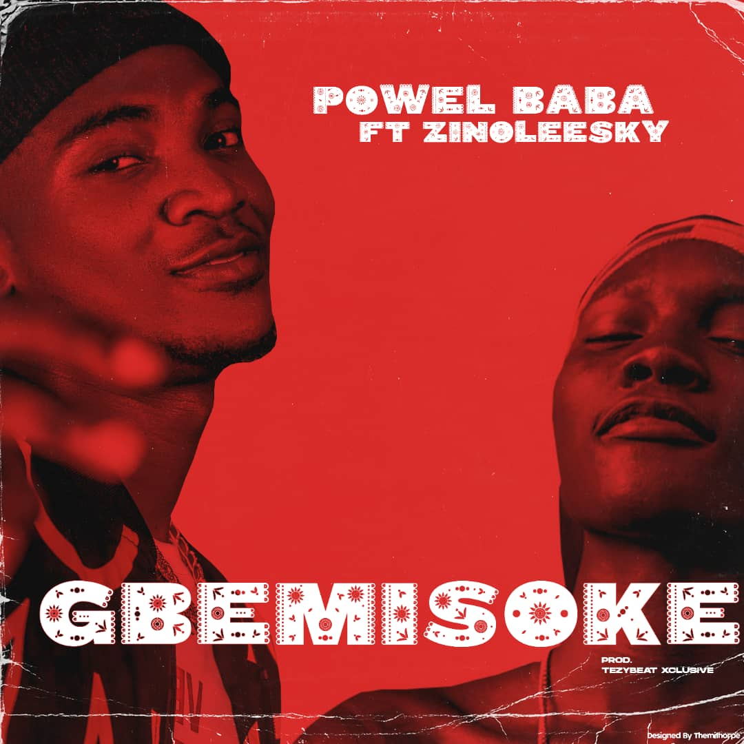 #gbemisokeremix GIVEAWAY  Like, retweet and follow me. The first 4 person with 100 likes on his retweet gets 5k instantly   Powel Baba ft zinoleesky   pic.twitter.com/4RAj2QOMV8  by Hay jay