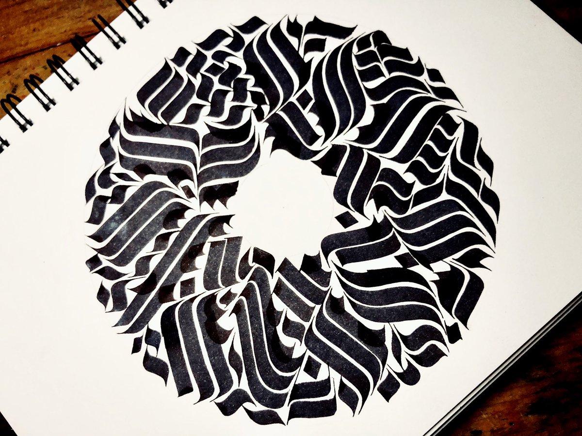 #Calligraphy #calligraffiti #artwork #art #denver #colorado #script #love https://t.co/Qlvoh9tETV