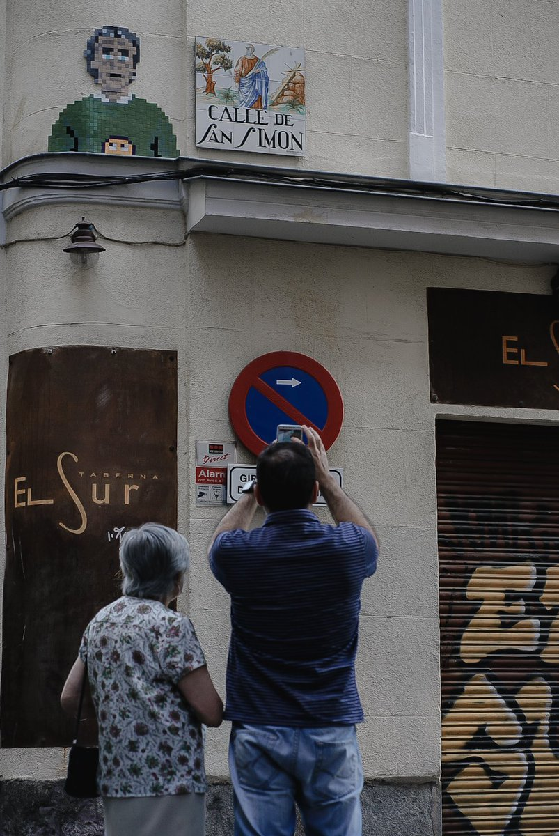 Mosaico a #FernandoSimon #Madrid #España #Spain #StreetPhotography #ArtOfVisual #SonyAlpha @sonyalpha #BeAlpha #A7RIIpic.twitter.com/OdqlBkFQth
