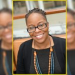 Image for the Tweet beginning: Dr. Danielle Spurlock, an assistant