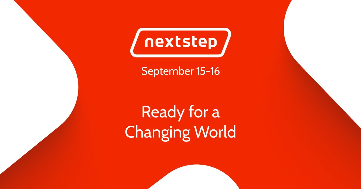 🔊#nxStep 2020 is only a few weeks away and we want to thank our sponsors for helping us to put on such a big event! That's why this year we are recognizing them using this thread.   Looking for an #OutSystems integration partner? This is the thread for you! https://t.co/W90U7jQWMx