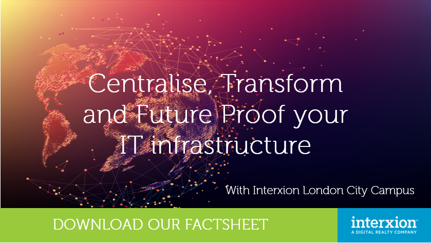 With over 200+ #financial service providers, the Interxion London campus sits equidistant from the centre of global finance, the location of choice for Europe's digital entrepreneurs and technology innovators. https://t.co/XEpn5fRchH https://t.co/rZeqrEA64M