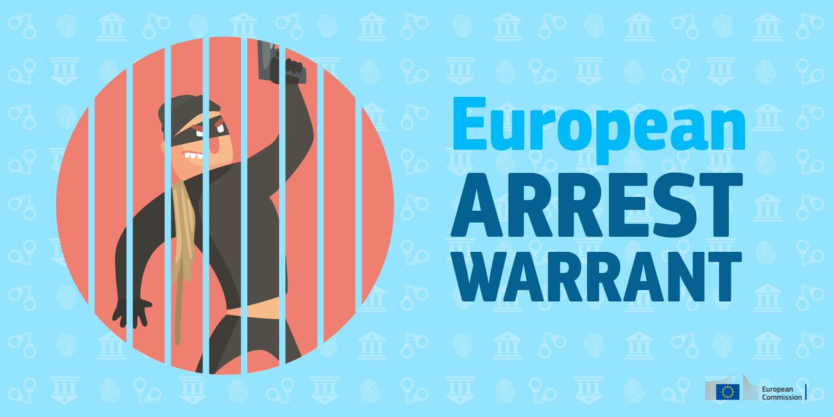 #EuropeanArrestWarrant is a crucial mechanism to ensure that the free movement of people is not exploited by those seeking to evade justice. To be fully effective, it needs to be fully implemented in all EU Member States.  New @EU_Commission report ➡️https://t.co/pXToqpbiZO https://t.co/YOvsz0IoAN