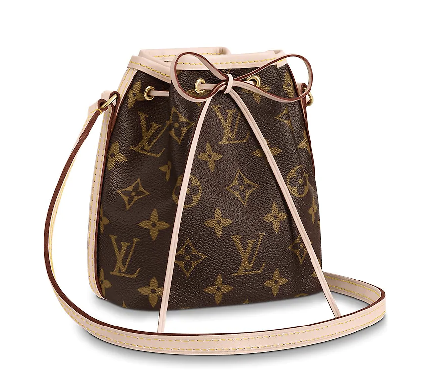 Louis Vuitton Pochette NANO NOE 100% Authentic VERY RARE / SOLD OUT    Louis Vuitton Pochette NANO NOE 100%... https://tinyurl.com/yd8mrghp pic.twitter.com/oDiapGSAm4
