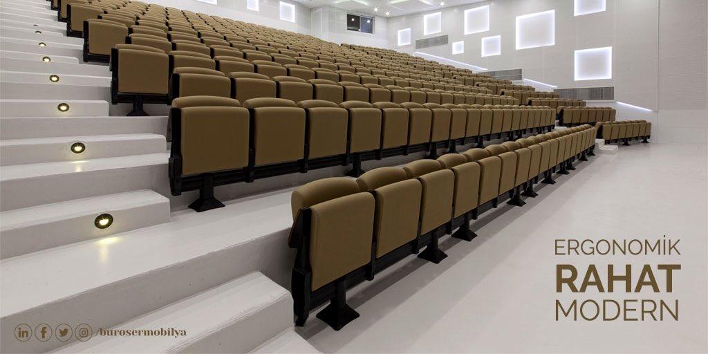 Müthiş salonlarda, rahat koltuklarda iyi seyirler dileriz . . #büroser #buroser #sahne #sahnekoltuğu #tiyatrosahnesi #tiyatrosalonu #sinemasalonu #theatre #stagedesign #stage #furnituredesign #interiordesign #interiorarchitecture pic.twitter.com/cnGpsjxCbu