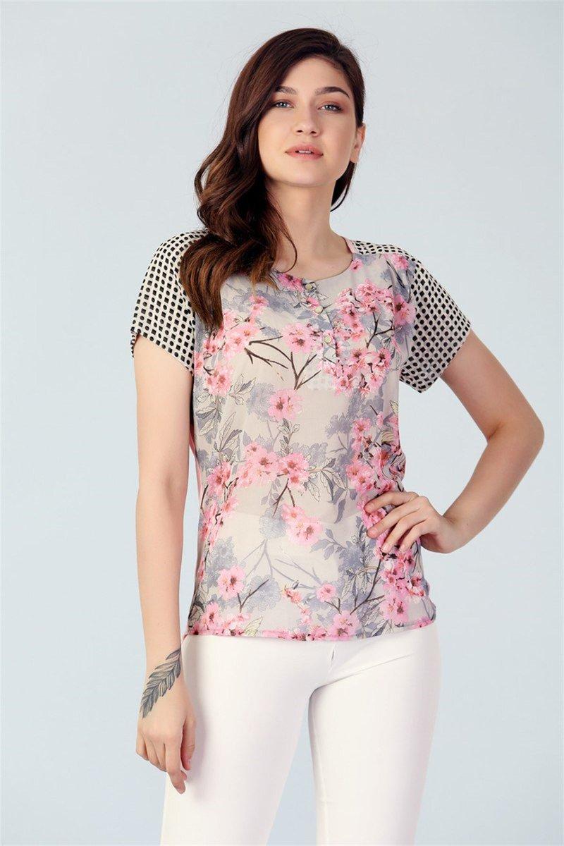 Çarpıcı stilinize çiçek desenler eşlik etsin! Ürün Kodu: 🔎 10344 #1v1ycom #vogue #moda #bluz #kadıngiyim #alışveriş #kadın #giyim #onlineshop #fashion #kadınmoda #1v1y https://t.co/yQ0cCZ7zJ0