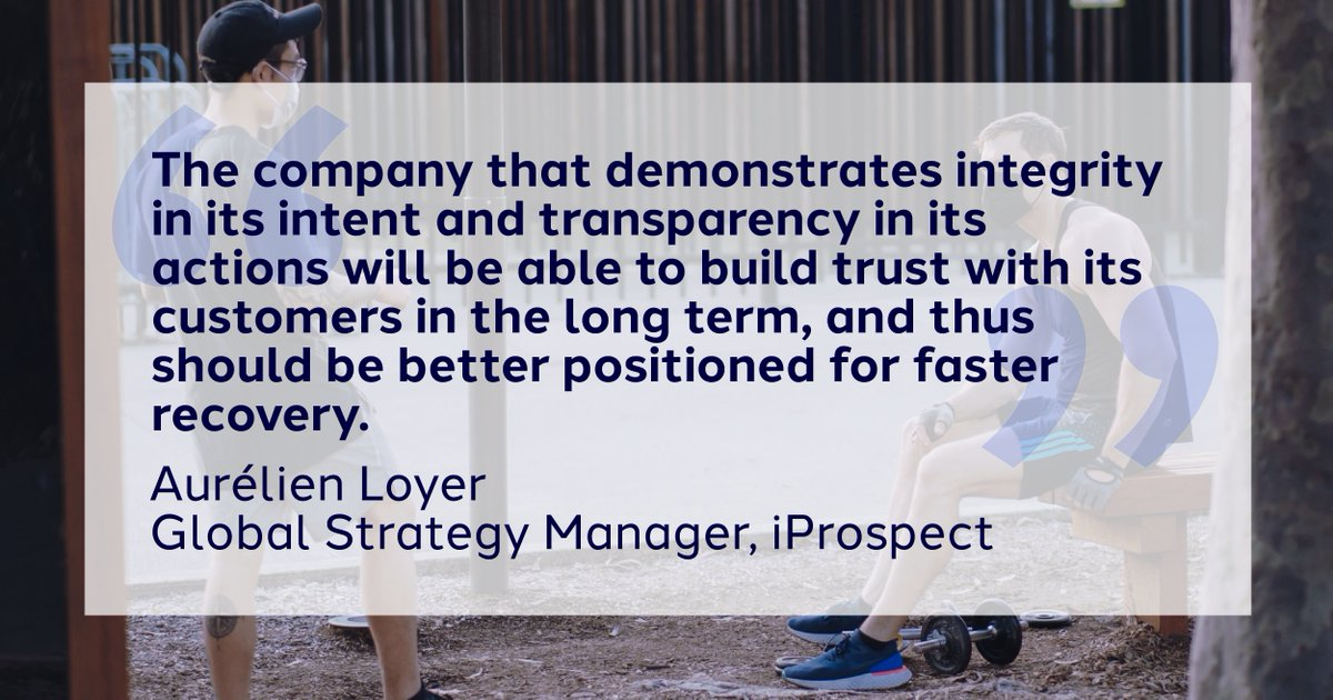 We asked 701 clients across 36 markets how COVID-19 has impacted their business plans, how theyve responded so far, and how they envision the post-COVID-19 future. Aurélien Loyer, Global Strategy Manager, @iProspect, highlights the key learnings: fal.cn/38W7V