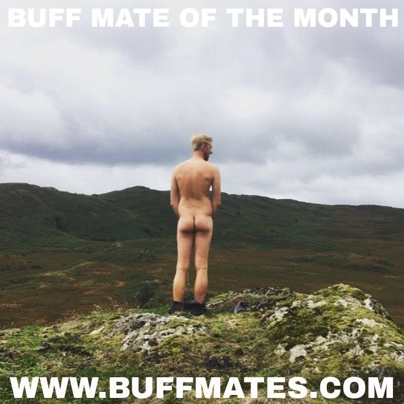 CONGRATULATIONS to our BUFF MATE OF THE MONTH WINNER: June 2020, #buffmates #bmotm #freebies #free #giveaway #prizes #competition #hangingout #inthebuff #bonding #mates #gaymen #gaylondon #gay #gayuk #guy #gayfollow #gaysnap #picofthemonth #photooftheday #picoftheday